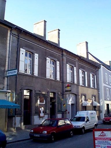 Gendarmerie, actuellement immeuble, 43 rue Grande-Rue des Stuarts (Dol-de-Bretagne)