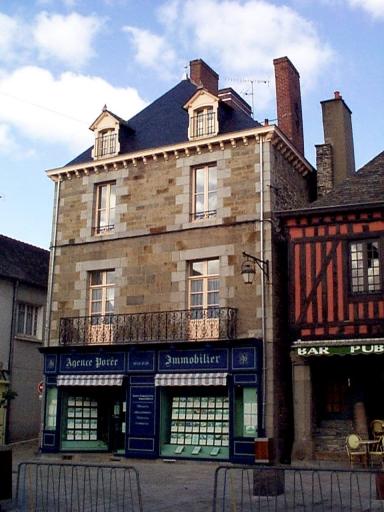 Maison, 20 rue Grande-Rue des Stuarts (Dol-de-Bretagne)