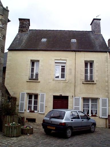 Maison, 12 rue Ceinte (Dol-de-Bretagne)