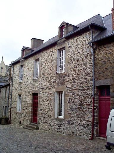 Maison, 22 rue Ceinte (Dol-de-Bretagne)