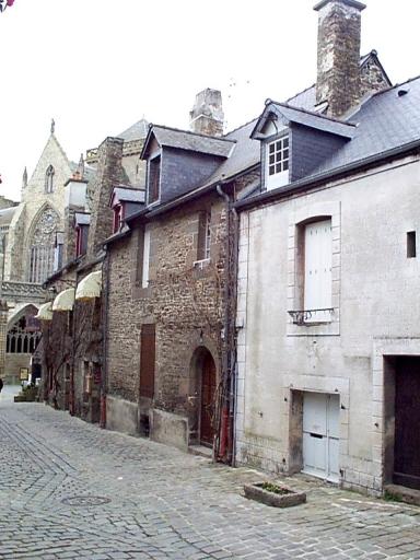 Maison, 28 rue Ceinte (Dol-de-Bretagne)