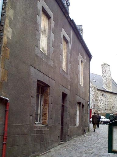 Maison, 5 rue Ceinte (Dol-de-Bretagne)