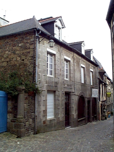 Maison, 6, 8 rue Ceinte (Dol-de-Bretagne)