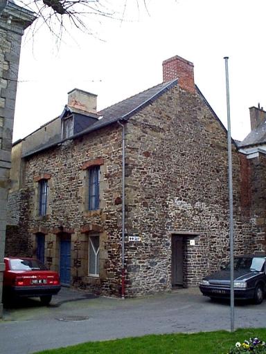 Maison, place du Général de Gaulle (Dol-de-Bretagne)