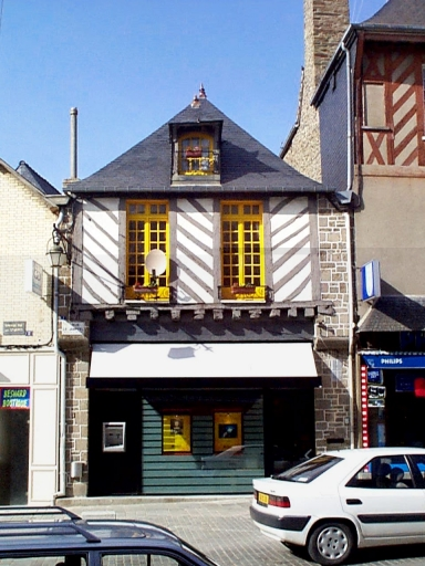 Maison, 1 rue Lejamptel (Dol-de-Bretagne)