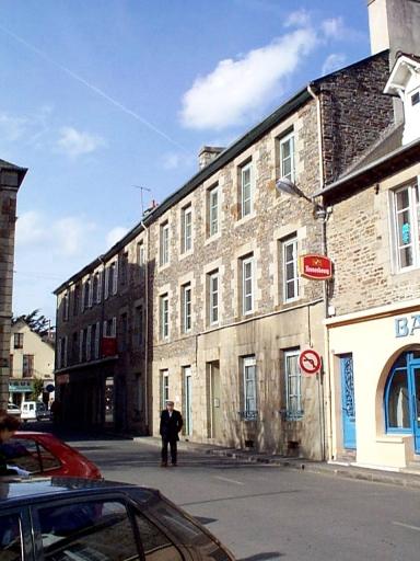 Immeuble, 1, 3 rue de la Mairie (Dol-de-Bretagne)