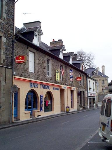 Maison, 5, 7 rue de la Mairie (Dol-de-Bretagne)