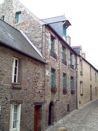 Maison, 5 rue des Perrons (Dol-de-Bretagne)