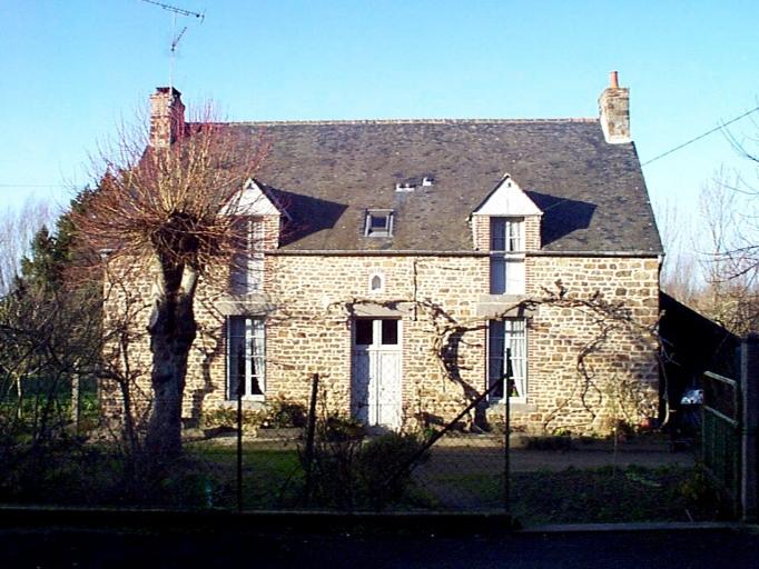 Ferme, 11 rue des Murets (Dol-de-Bretagne)