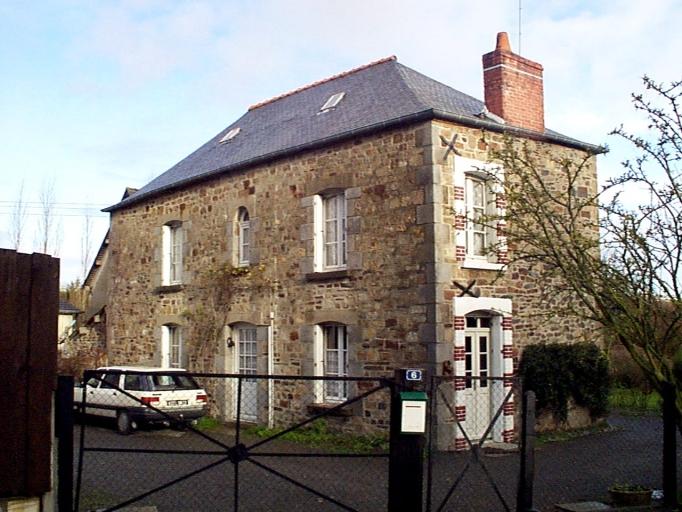 Maison, 6 passage de la Lavanderie, Pont Labbat (Dol-de-Bretagne)