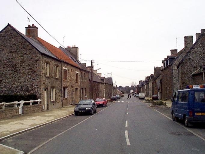 Faubourg de l'Abbaye-sous-Dol (Dol-de-Bretagne) ; Les faubourgs sur la commune de Dol-de-Bretagne