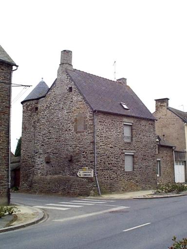 Manoir, 95 rue de Dinan, l'Abbaye-sous-Dol (Dol-de-Bretagne)