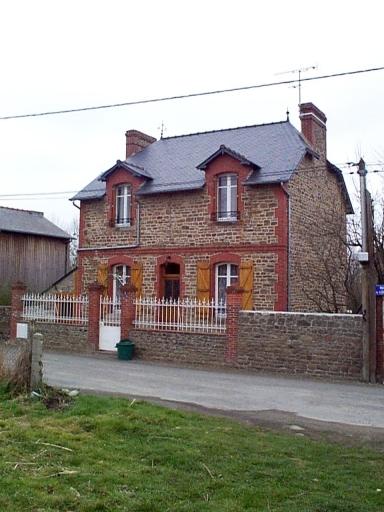 Maison, 4 rue de Legeard (Dol-de-Bretagne)