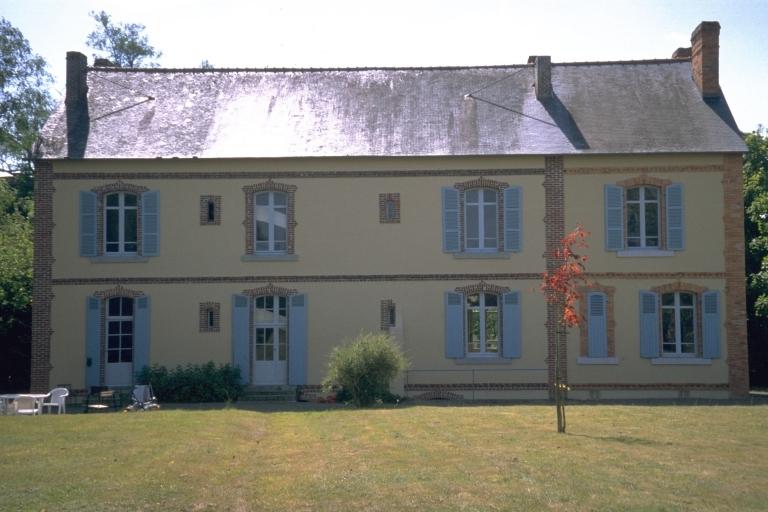 Mine de plomb argentifère de la Touche, Brais (Vieux-Vy-sur-Couesnon) ; Maison, Brais (Vieux-Vy-sur-Couesnon)