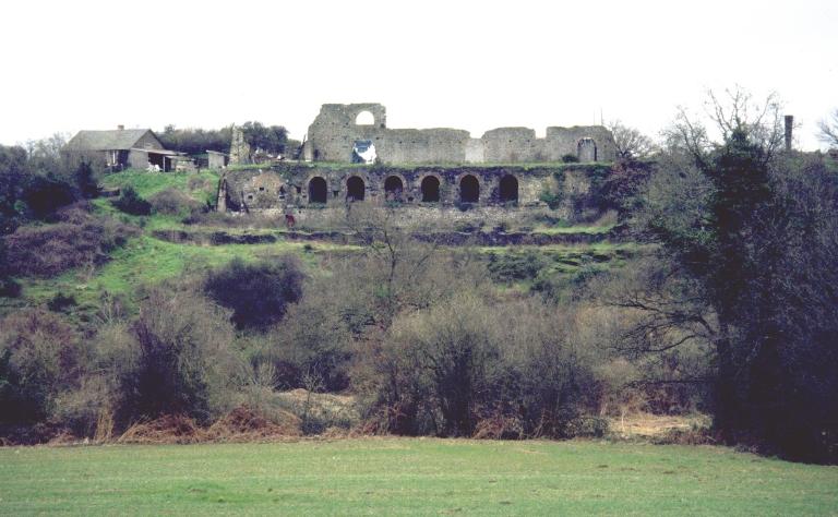 Mine d'antimoine du Semnon, la Mine (Martigné-Ferchaud)