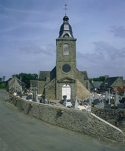 Église paroissiale Saint-Léonard (Epiniac)
