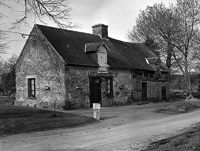 Maison, la Morandais (Epiniac)