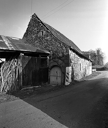 Moulin à eau, Moulin de la Vieux Ville (Epiniac)