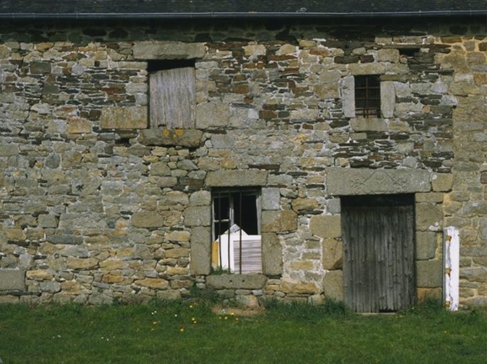 Maison de prêtre, la Moiserie (Mont-Dol)