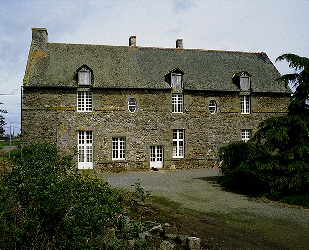 Manoir, la Touraude (Baguer-Morvan)