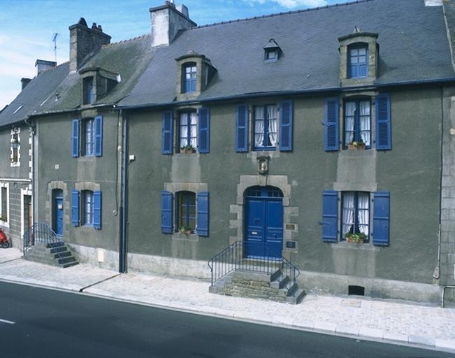 Maison, 3bis rue Yves Estève (Dol-de-Bretagne) ; Maison, 3 rue Yves Estève (Dol-de-Bretagne)