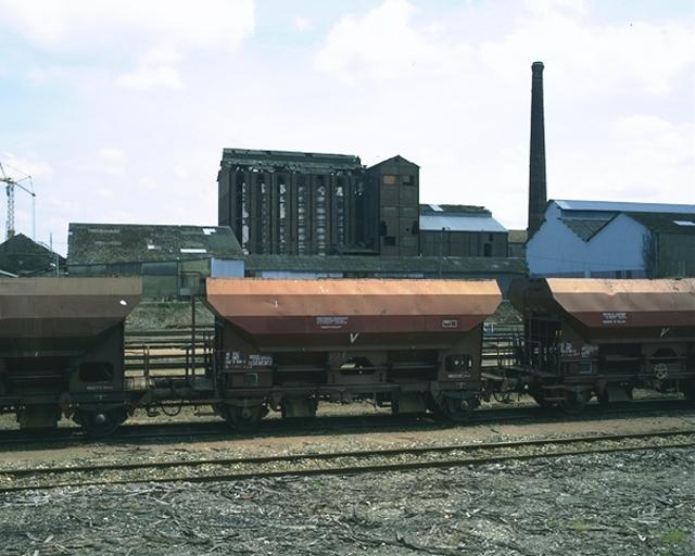 Usine d'acide sulfurique; usine d'engrais, dite Usine Delplace, rue Pierre Sémard, Carfantin (Dol-de-Bretagne)