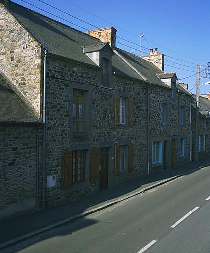 Maison, 11 rue de Dol (Le Vivier-sur-Mer) ; Maison, 9 rue de Dol (Le Vivier-sur-Mer)