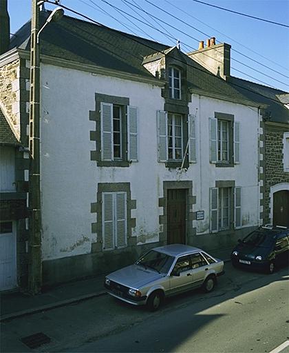 Maison, 51 rue de Dol (Le Vivier-sur-Mer)