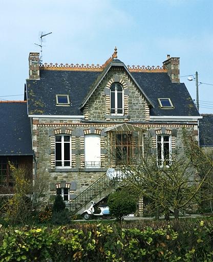 Maison, 9 rue de l'Académie (Cherrueix)