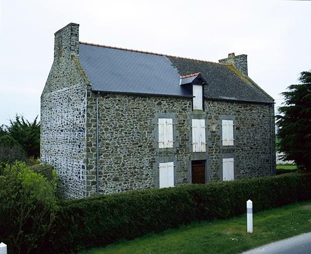 Maison, la Larronnière (Cherrueix)
