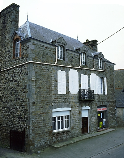 Maison, 2 rue de l' Académie (Cherrueix)