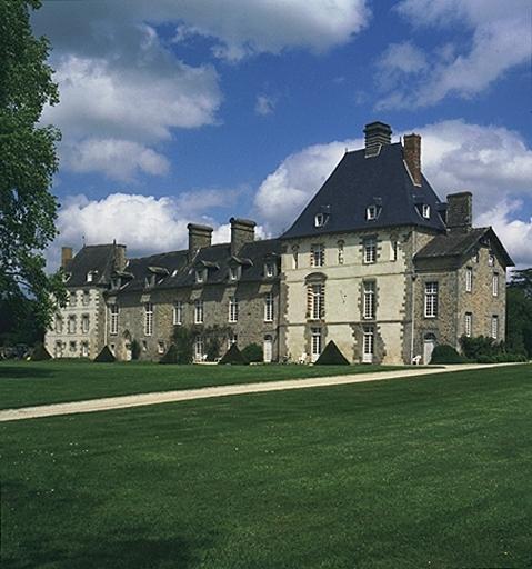 Château des Ormes (Epiniac)