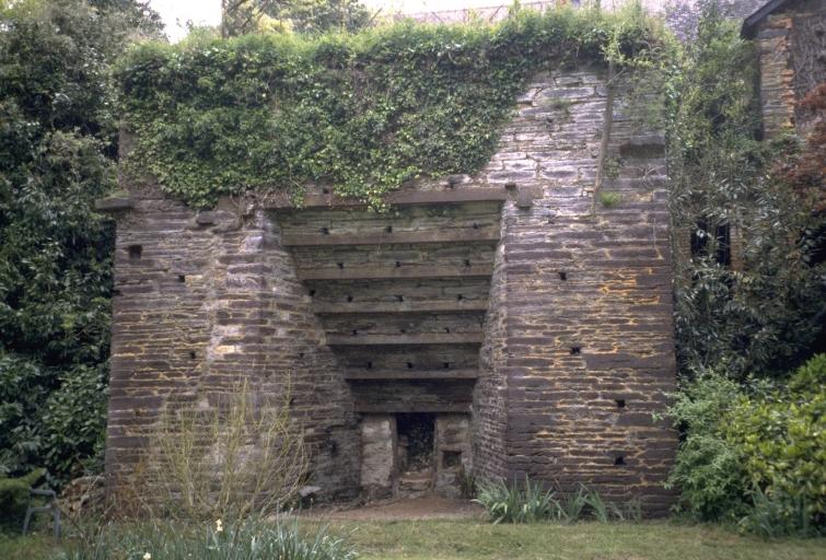 Moulin à blé le Moulinet, puis usine métallurgique dite forges du Plessis-Bardoult, les Forges (Pléchâtel)