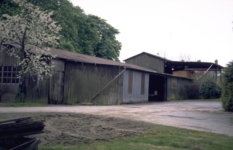 Scierie Tondoux, Clairay (Luitré fusionnée en Luitré-Dompierre en 2019)