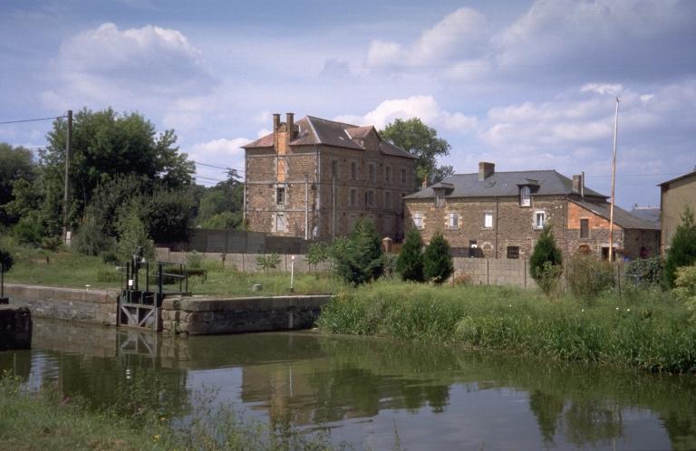 Moulins d'Apigné, puis briqueterie d'Apigné (Rennes)