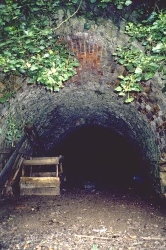 Usine de chaux de la Motte Saint-Gervais (Val-d'Izé)