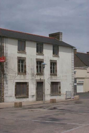 Maison, 18 place de l'Eglise (Cherrueix)