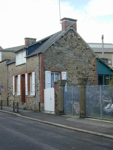 Maison, 3 rue Chateaubriand (Dol-de-Bretagne)