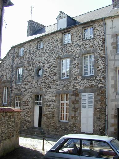 Maison, 1 rue des Ecoles (Dol-de-Bretagne)