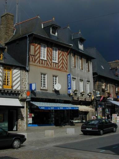 Maison, 3 rue Lejamptel (Dol-de-Bretagne) ; Maison, 5 rue Lejamptel (Dol-de-Bretagne)