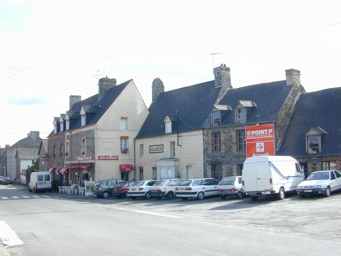 Maison, 16-18 rue de Paris (Dol-de-Bretagne) ; Maison, 14 rue de Paris (Dol-de-Bretagne)