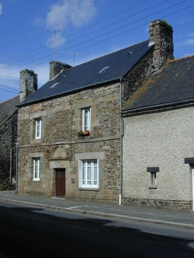 Maison, 71 rue de Paris (Dol-de-Bretagne)