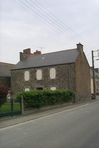 Maison, 8 rue de la Gare (La Fresnais)