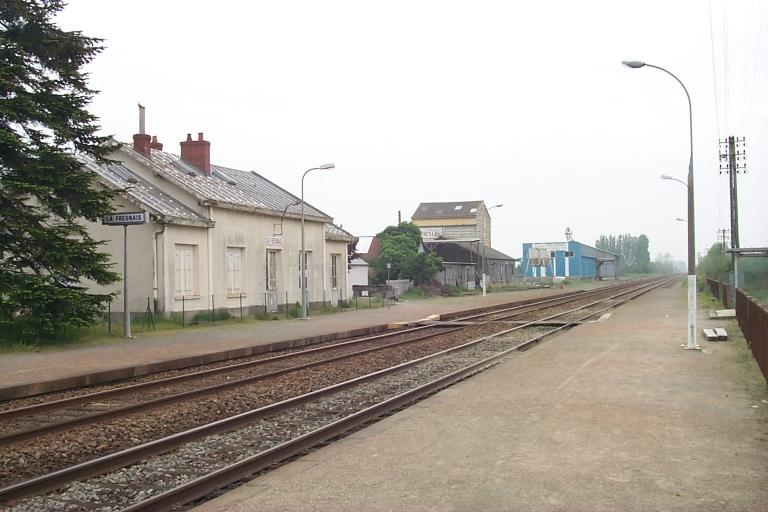 Gare (La Fresnais)