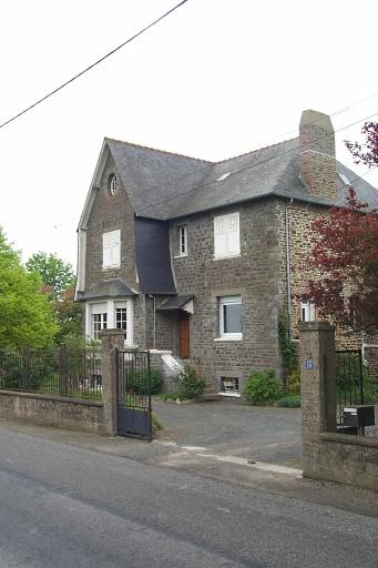 Maison, 10 rue du Bief Briand (La Fresnais)