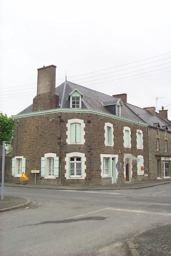 Maison, 1 rue de l'Abbé Trochu (La Fresnais)