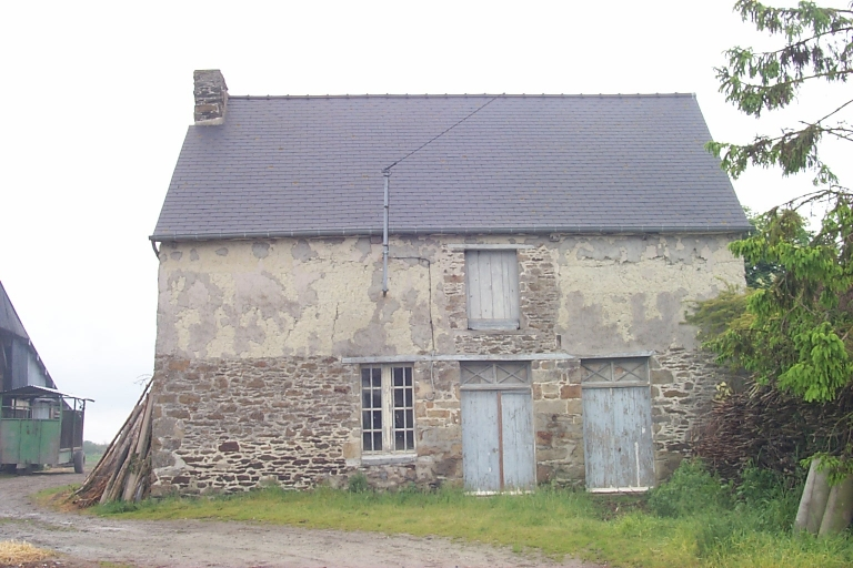 Maison, la Guéhairie (La Fresnais)