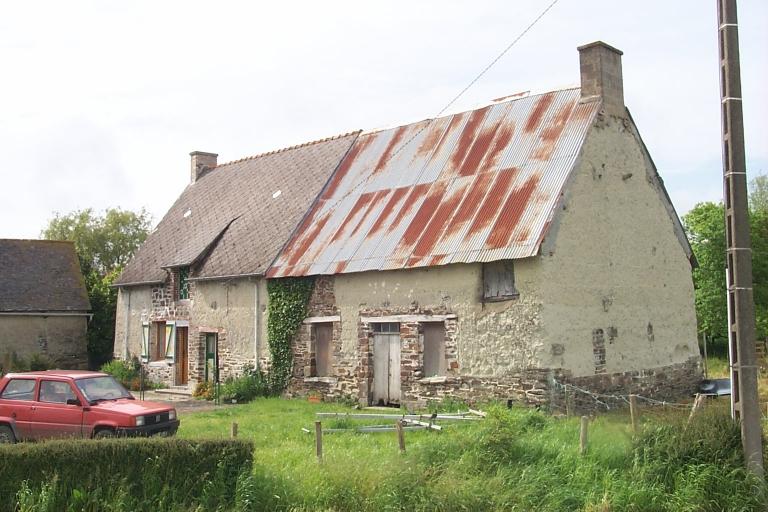 Maison, 29 rue des Forts Morins, la Guéhairie (La Fresnais)