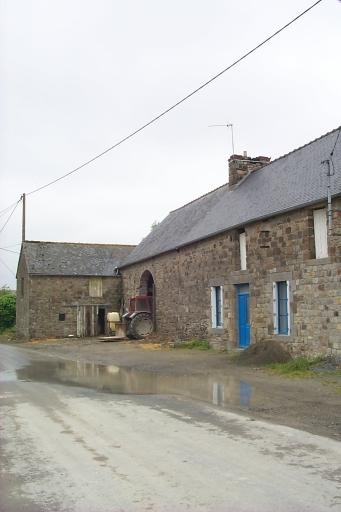 Ferme, 21 rue des Forts Morins, la Guéhairie (La Fresnais)