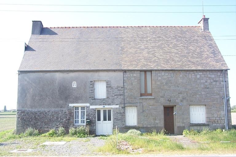 Maison, les Goudards (La Fresnais)
